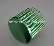 Cold forging Pin Alum Heat Sink for led street lamp