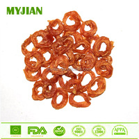 natural dog treat healthy dog snack chicken brisket meat chicken ring dog training treat factory supplier