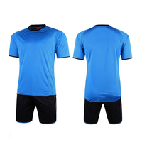 New Style Sports Jersey Soccer Uniform