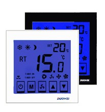 smart digital room thermostat type digital thermostat with touch screen