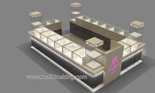 Factory sale jewelry display showcase, jewelry shop display counter, jewelry shop furniture and interior design for sale
