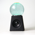 Special gift water ball speaker night light