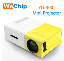 Wholesale YG 300 projector full led hd smart holographic android YG300 mini projector