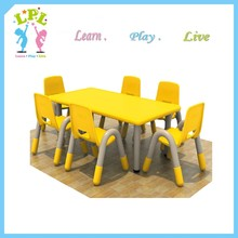 Quality Guaranteed nursery school furniture,primary children school furniture,kids plastic table and chairs set