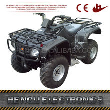 China Made 6 Wheels Amphibious Atv Rear Cargo Box 250Cc