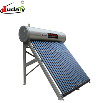 200L heat pipe vacuum tube solar water heater