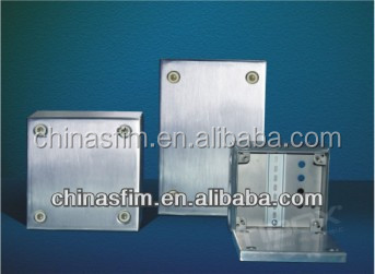 High quality Chinese stainless steel terminal box