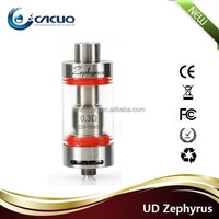 Cacuq Wholesale 100% Genuine UD Zephyrus Atomizer Tank With Rebuildable Head