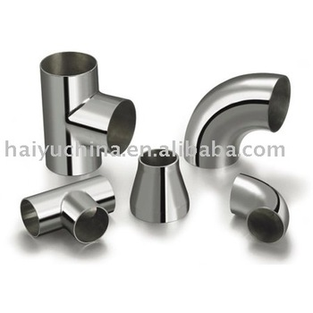 sanitary elbow(3A fittings, dairy fittings)