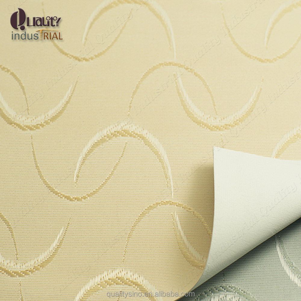 Hot Selling Hotel Light Block Out Curtain 100% Polyester Blinds