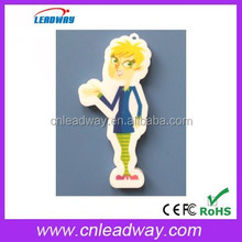 usb flash drive female best Christmas gift for girls sexy lady usb flash drive with key chain and free sample