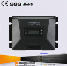 * Fangpusun Solar energy System products 12V 24V Rated Voltage LCD screen MPPT 30A Solar <strong>Charge</strong> <strong>Controller</strong>