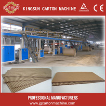 Distributors Wanted High Speed 5 Layer Corrugated Cardboard Production Line/Corrugated Carton Making Machine
