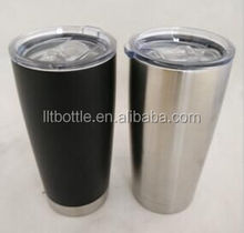high capacity 20oz stainless steel vacuum insulated tumbler
