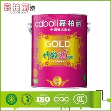 Caboli exterior finish coating for wall cement protective