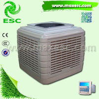 Honey Comb Chiller 18000m3/h Water Duct Air Cooler
