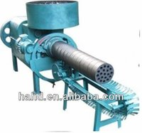 different types of honeycomb coal briquette molding machine