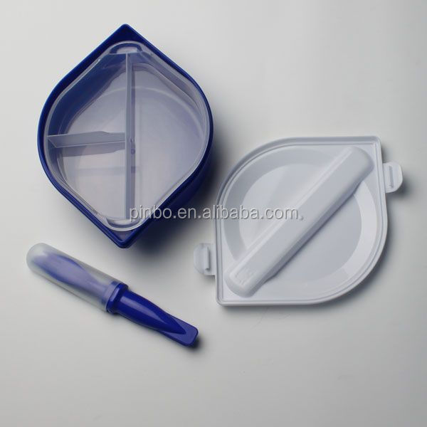 2015 New design Vented Plastic Food Container