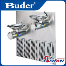 [ Taiwan Buder ] 2016 hot selling double basin wall mounted drinking water fountain