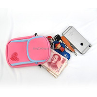 New Fashion Neoprene mobile phone protector waterproof sport armband case for iphone5