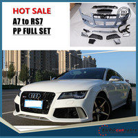 NEWest ARRIVAL!!! For AUDI A7 to RS7 body kits for A7 modification