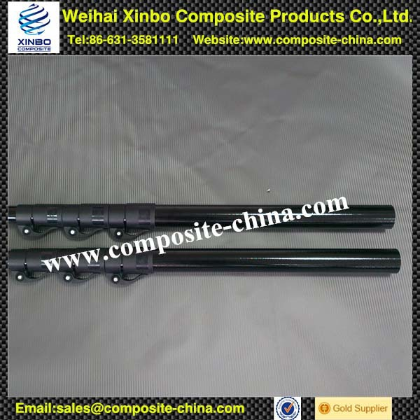 antenna mast , fiberglass telescopic pole