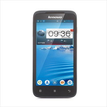 Lenovo A398T mobile phone 4.5 inch IPS 2 core 2 SIM Android 4.0 WIFI 5.0MP camera mobile phone