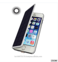 Solar Power Case Bank for smart phone
