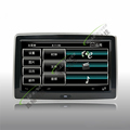 Hot sell 10.1 inch HD digital screen android 4.4 system car rear seat entertainment system for LandRover car