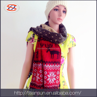 Alibaba China Supplier best-selling custom made pashmina scarf shawl