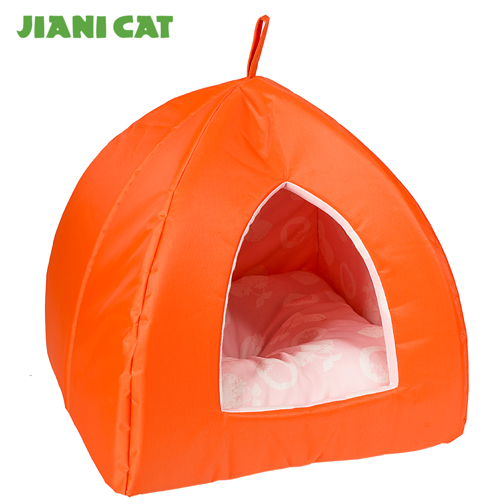 china oxford fabric soft cozy elegant pet bed