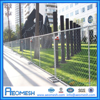 Guangzhou Factory in China supply cheap temporary wrought iron fence