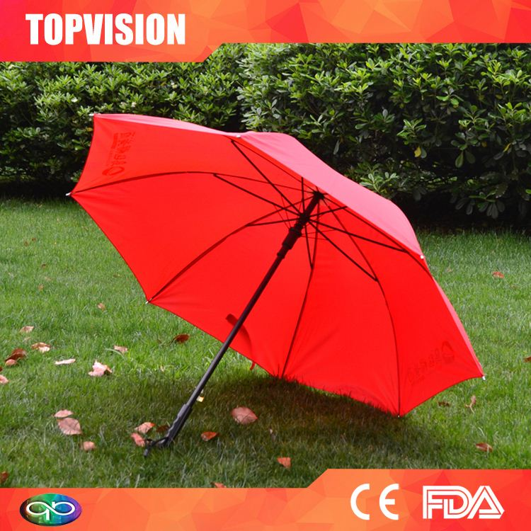 Top selling factory supply golf handle large umbrella