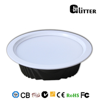 85-90lm/W High brightness 30 watt recessed led downlight with SAA CE,RoHS, CB approval