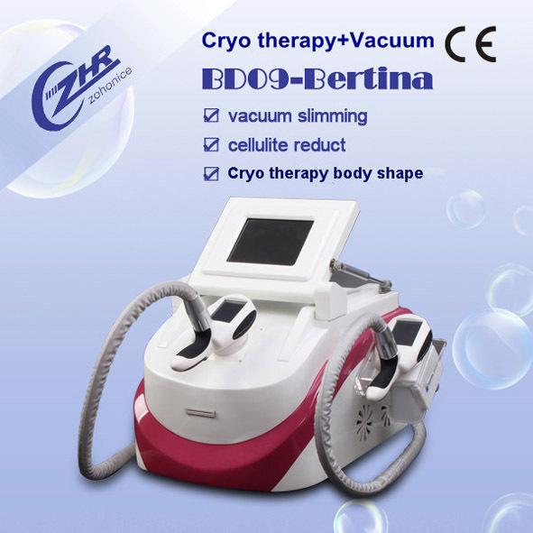 BD09 medical CE Approval 3 heads l cryo cryotherapy fat freezing cryo therapy machine