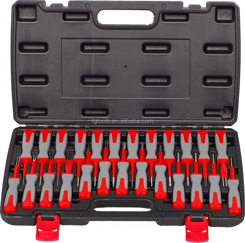 25PCS Electrical Terminal Disconnect Release Removal Kit