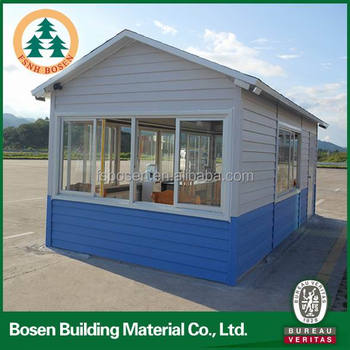China cheap prefab mini cabins for sale