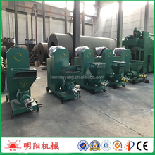 Mingyang factory supply sawdust compress machine/biomass briquette making machine/rice husk briquette extruder