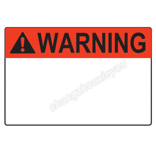 professional shipping warning labels