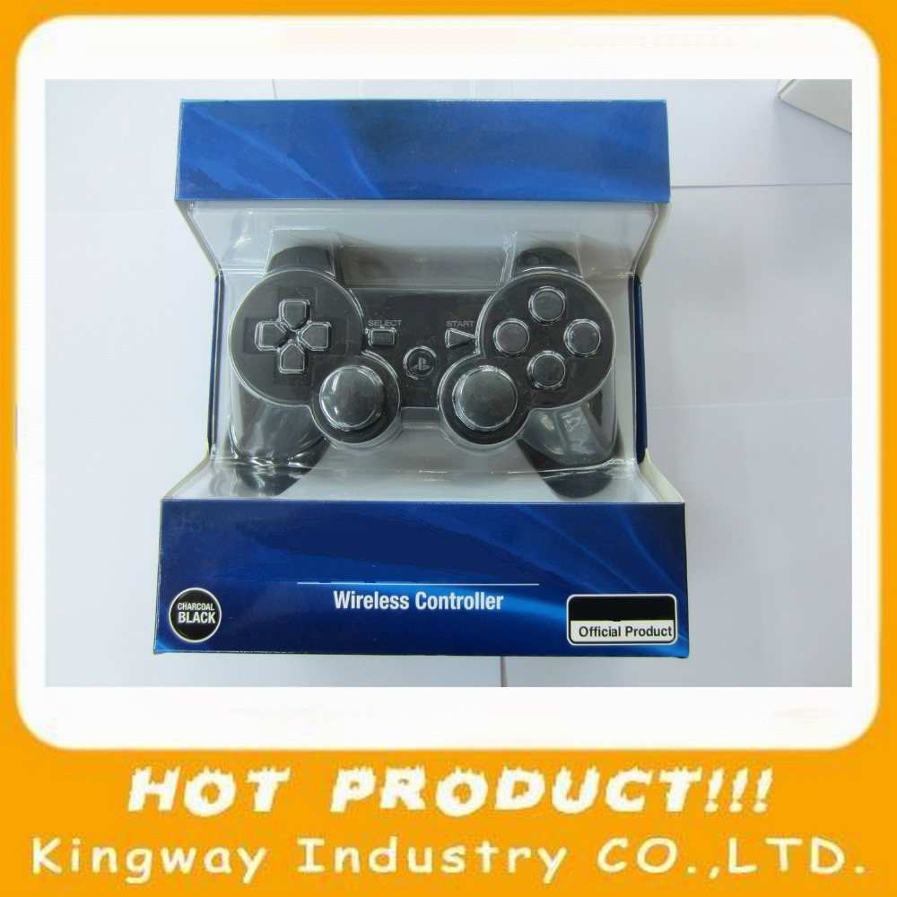 100pcs/Lot Free shipping by DHL for PS3 Bluetooth Wireless <strong>Controller</strong>