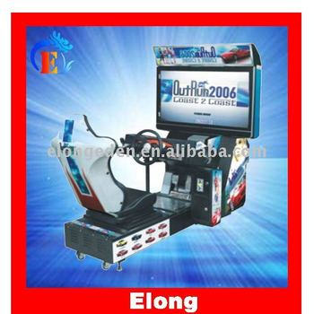 "42""Out Run Racing Game Machine MN-EL9003"
