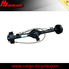 china three wheel motorcycle tricycle rear axle for sale