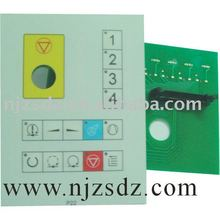 membrane button (Good quality, Good service,low price)Exported to the U.S.