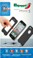 Fashion best selling for iphone5c waterproof camouflage case
