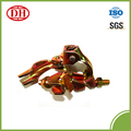 fixed coupler scaffolding material clamp with T-bolt manufacturers