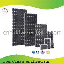 Top efficiency long lifetime 150w photovoltaic solar panel for wholesales