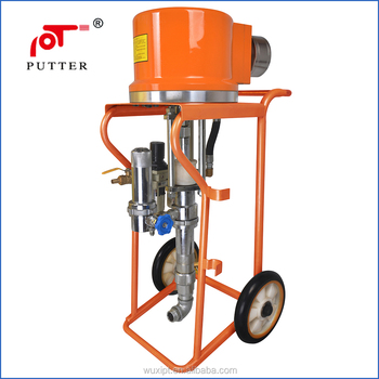 Gold supplier China diaphragm pump airless paint sprayer