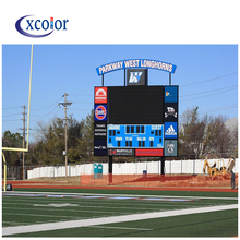 hot photo vide outdoor led display p8 p10 screen led sportes stadium tv screen score board