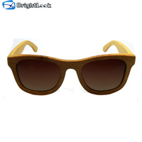 Wholesale Fashionable Designer Eyewear Wooden Bamboo