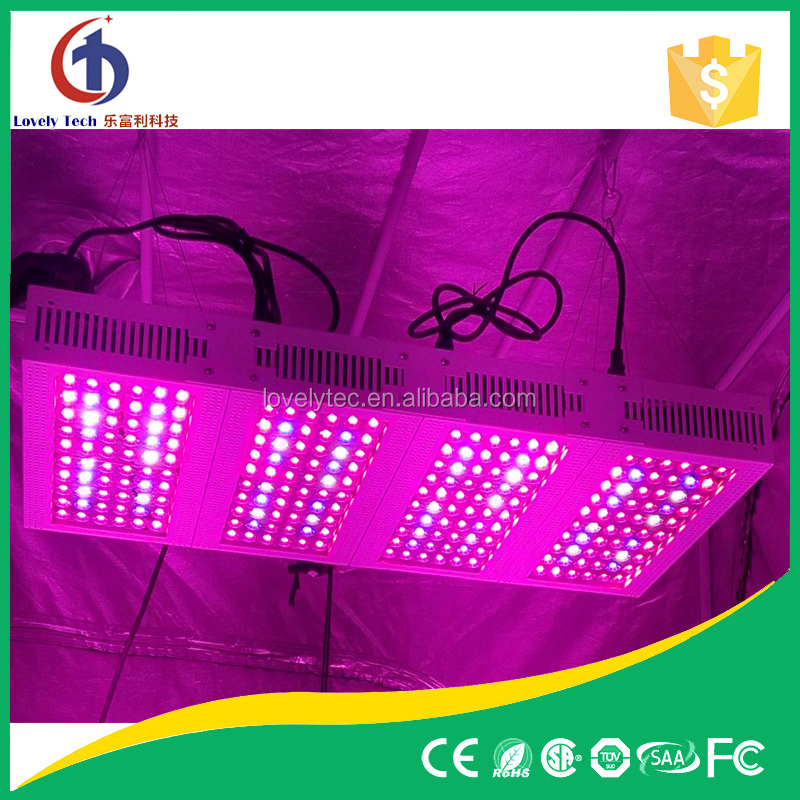 Most popular grow light led 300w full spectrum for indoor plant veg and bloom